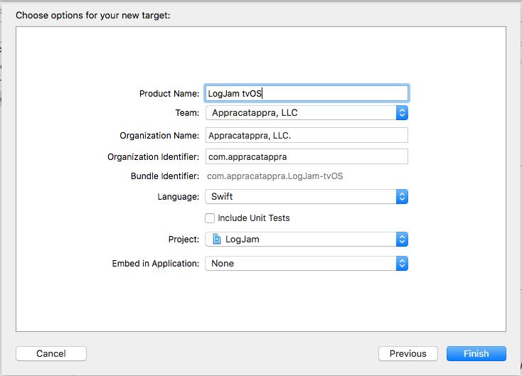 Building Cross-Platform Universal Frameworks using Swift
